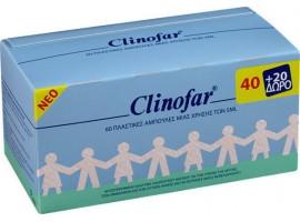 Αποσυμφορητικά Μύτης Clinofar