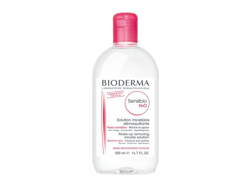 Bioderma Sensibio H2O Διάλυμα Καθαρισμού 500 ml