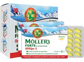 Λιπαρά Οξέα Mollers