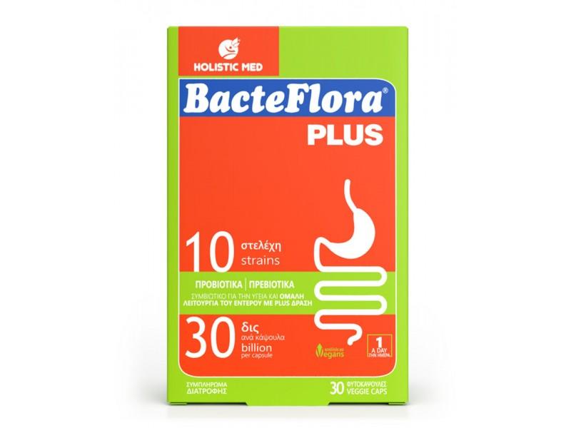 Holistic Med BacteFlora Plus 30 κάψουλες