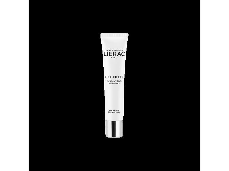 Lierac Cica Filler Anti Wrinkle Repairing Cream Normal to Dry Skin 30ml