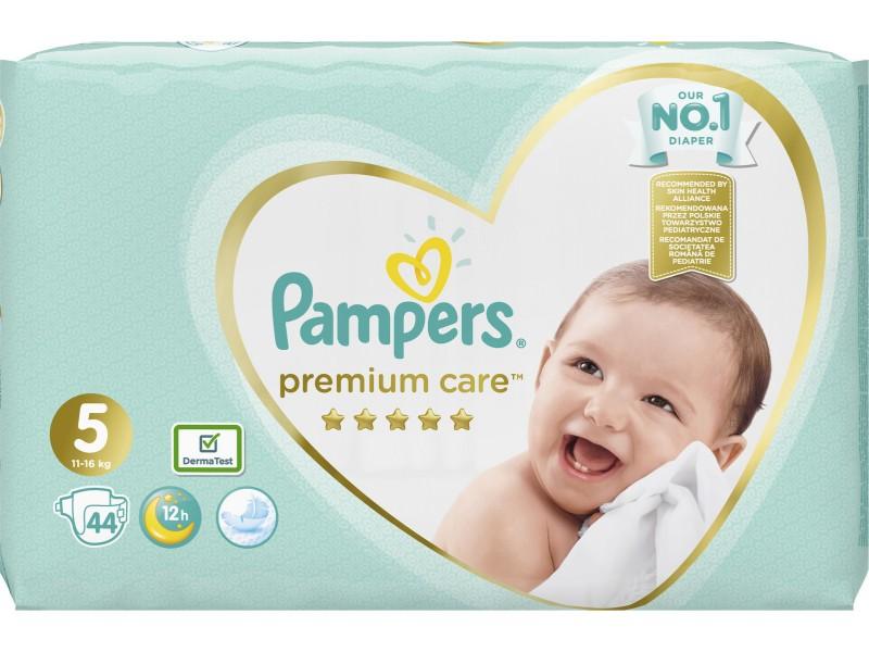 Pampers Premium Care Nο 5 (11-16kg) 44τμχ