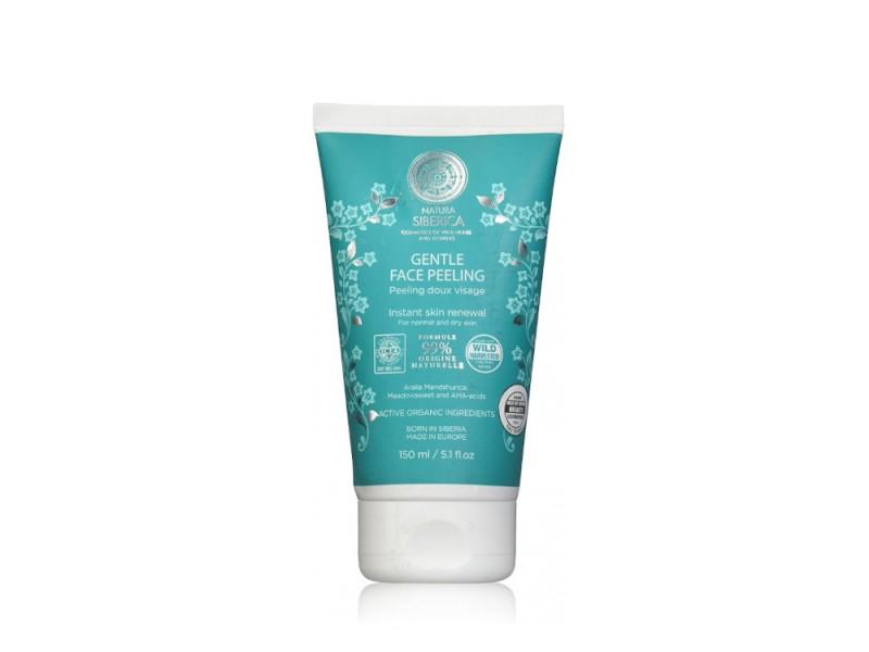 Natura Siberica Gentle Face Peeling Instant Skin Renewal for Normal & Dry Skin 150ml