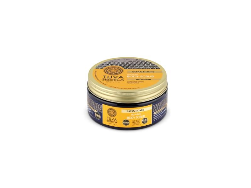 Tuva Siberica Sayan Honey Reviving Body Scrub 300 ml