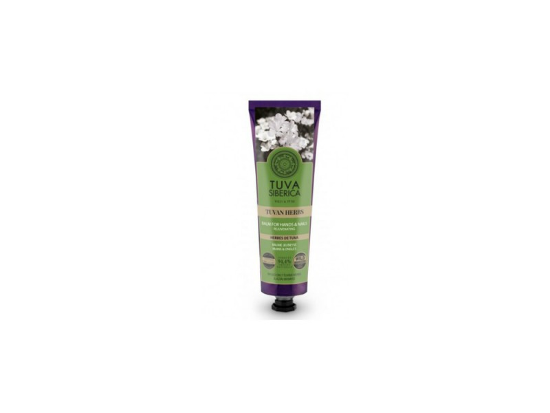 Tuva Siberica Balm For Hands & Nails 75ml
