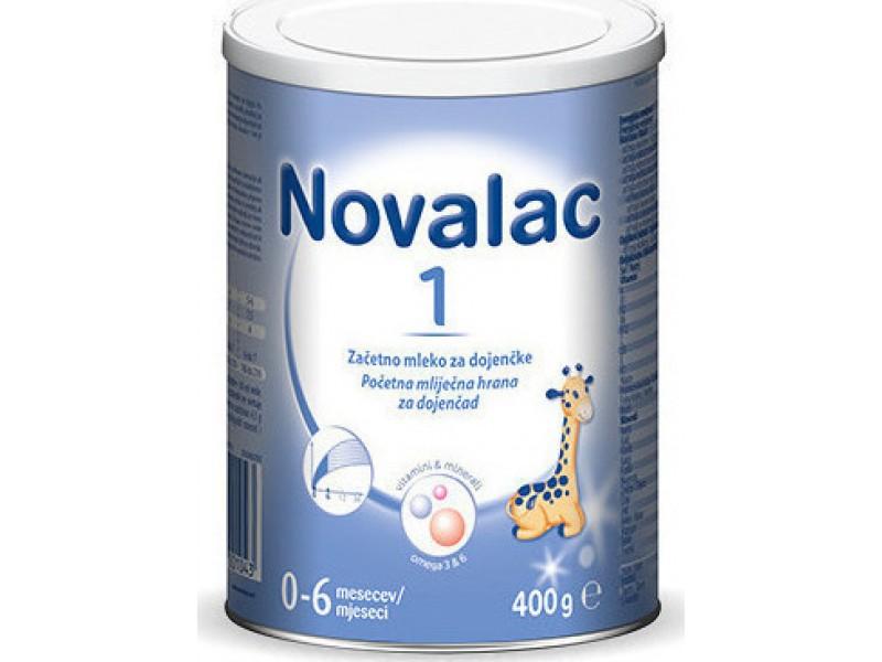 Novalac 1 Βρεφικό Γάλα 400gr