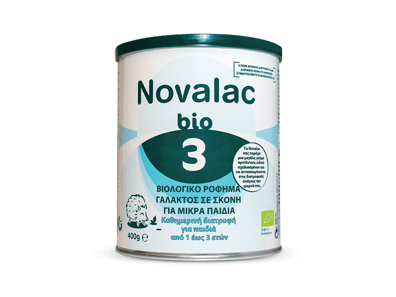 Novalac Bio 3 Γάλα 400gr