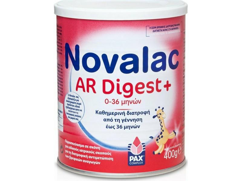 Novalac AR Digest Βρεφικό Γάλα 400gr
