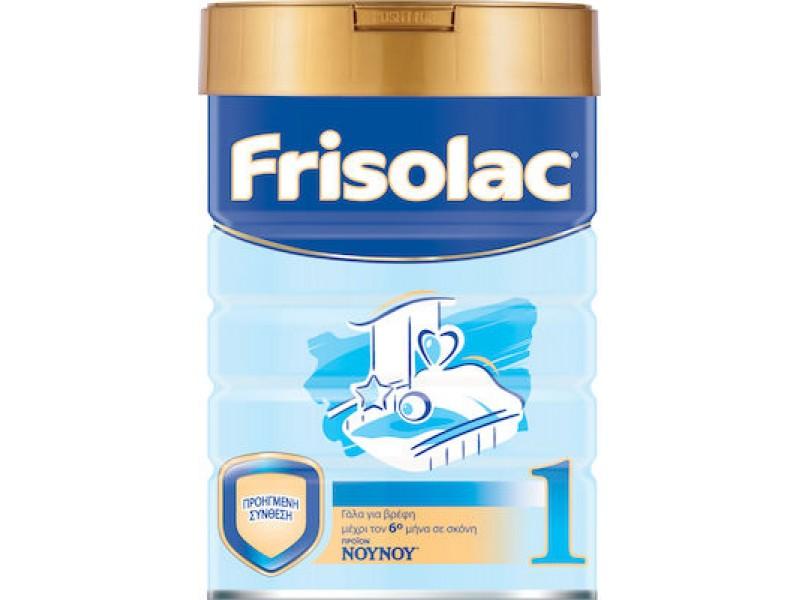 ΝΟΥΝΟΥ Frisolac 1 Βρεφικό Γάλα 400gr