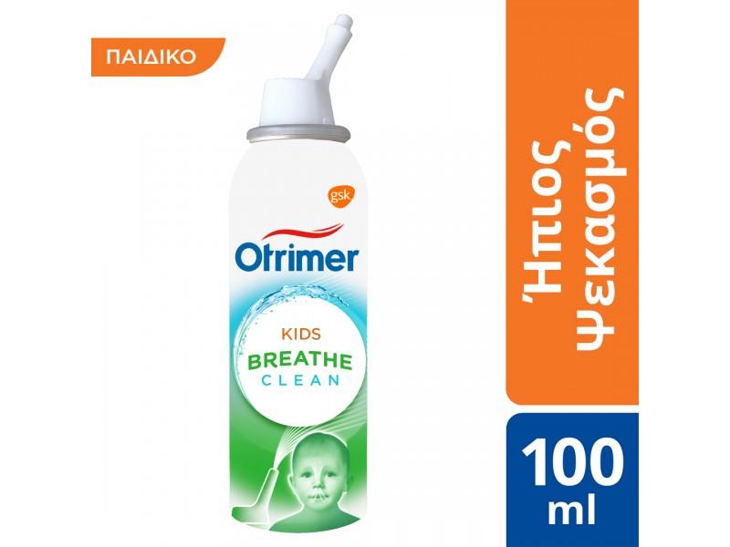 Otrimer Breathe Clean για Παιδιά 100ml