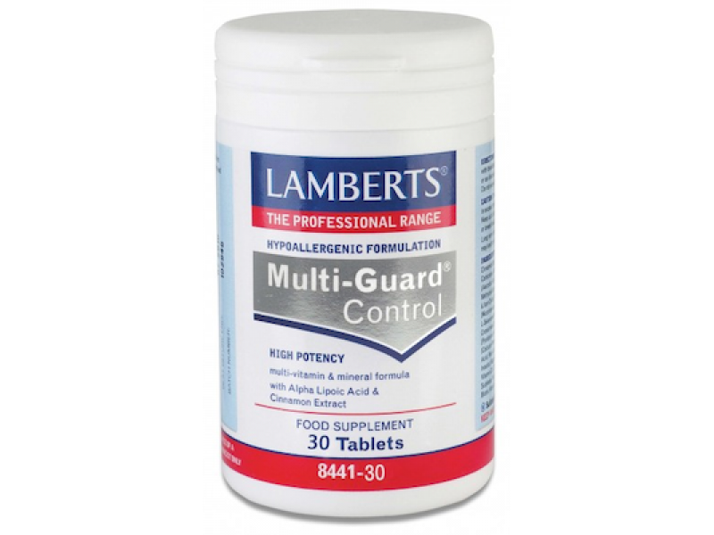 Lamberts Multi Guard Control 30 Ταμπλέτες