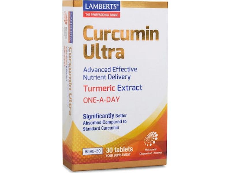 Lamberts Curcumin Ultra 30 Ταμπλέτες