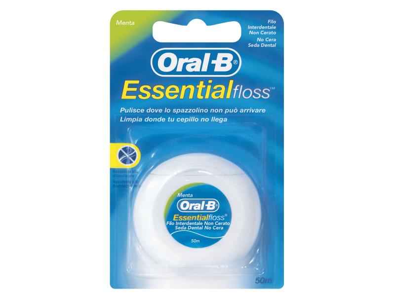 Oral-B Essential Floss Ακήρωτο 50 m