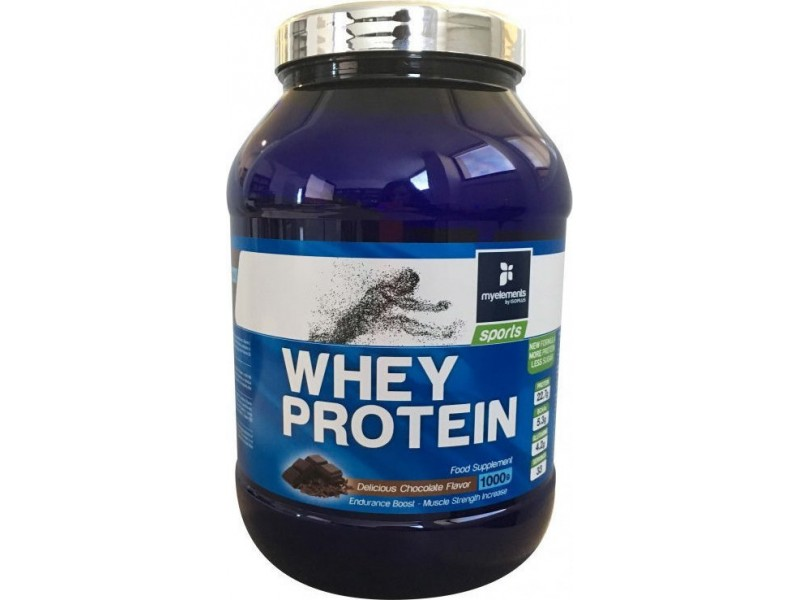 My Elements Whey Protein  Σοκολάτα 1000gr