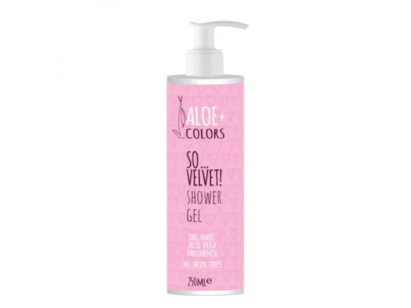Aloe+ Colors So... Velvet! Shower Gel 250 ml
