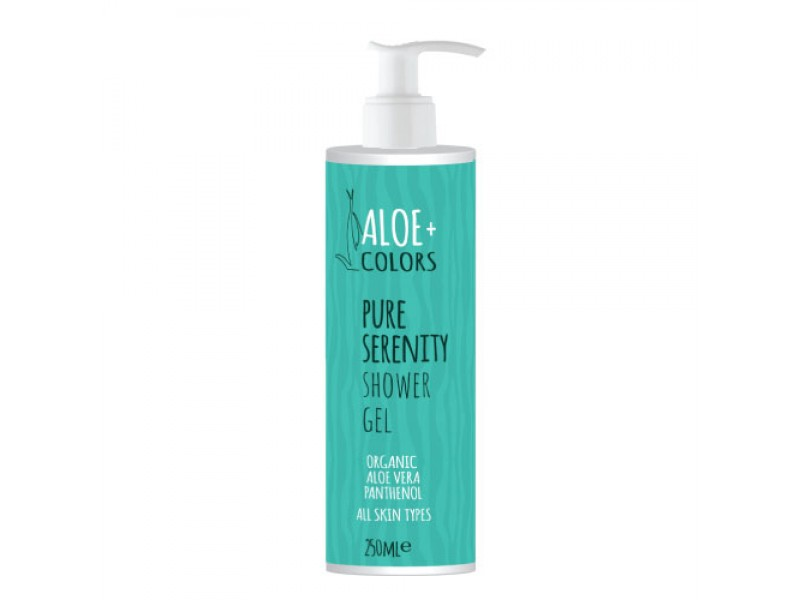Aloe+ Colors Pure Serenity Shower Gel 250 ml