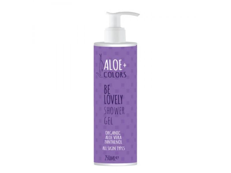Aloe+ Colors Be Lovely Shower Gel 250 ml