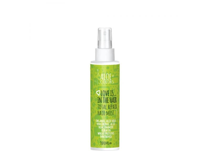 Aloe+ Colors Love Is... In The Hair Total Repair Hair Mist 100 ml