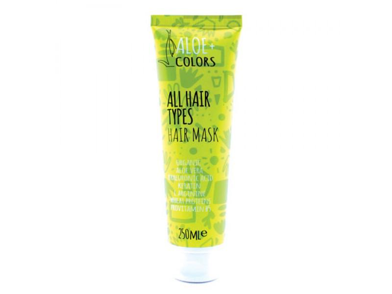 Aloe+ Colors All Hair Types Hair Mask 250 ml