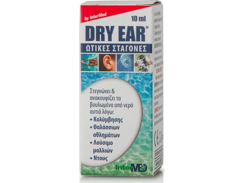 Intermed Dry Ear Σταγόνες 10ml