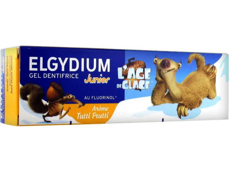 Elgydium Junior Ice Age Tutti Frutti 50ml(7-12 ετών)