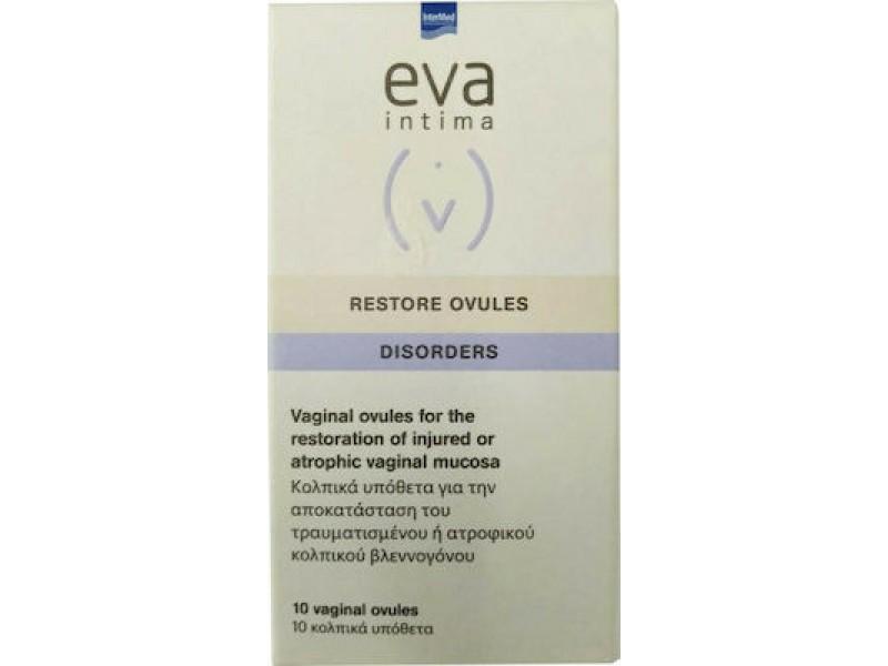 Intermed Eva Restore Ovules 10 Τεμάχια