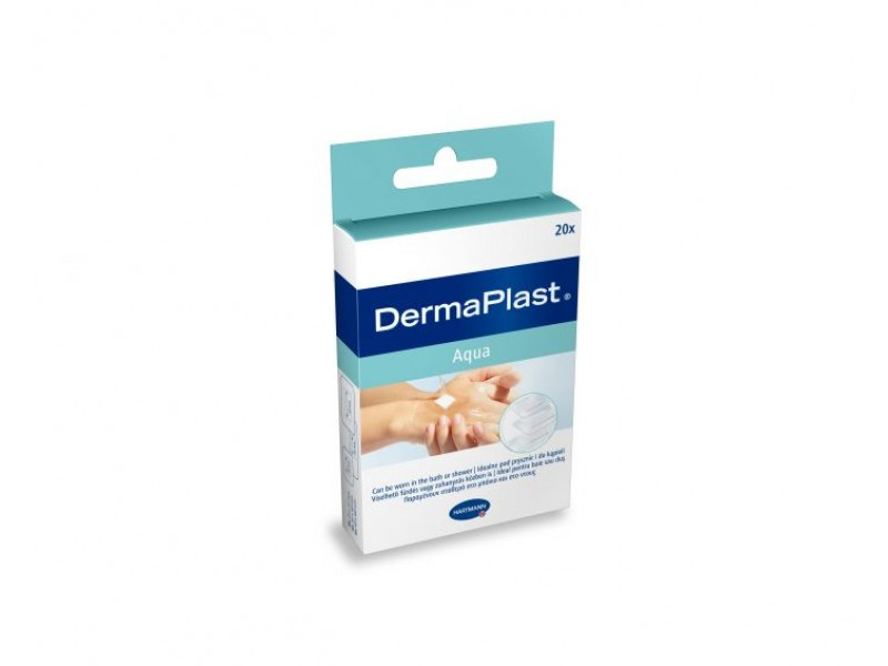 Hartmann Dermaplast Aqua 20 Τεμάχια