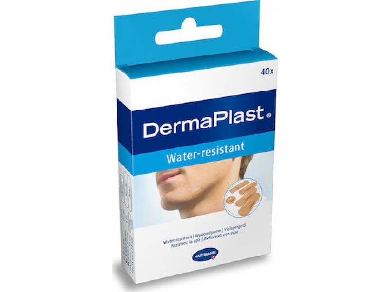 Hartmann Dermaplast Water-Resistant 40 Τεμάχια