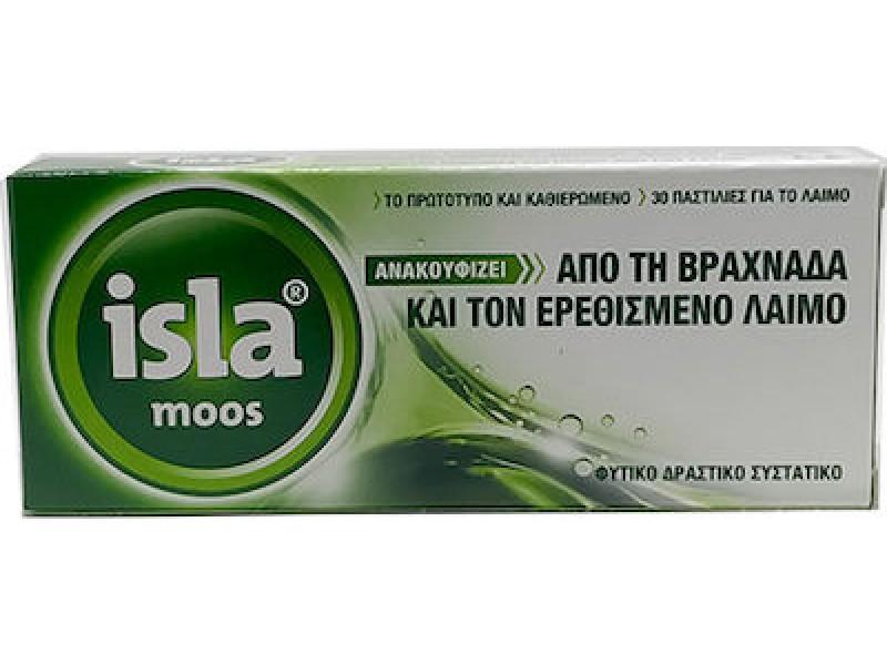 FarmaSyn Isla Moos 30 Τεμάχια