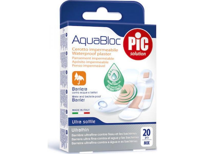 Pic Aquabloc 20 Τεμάχια