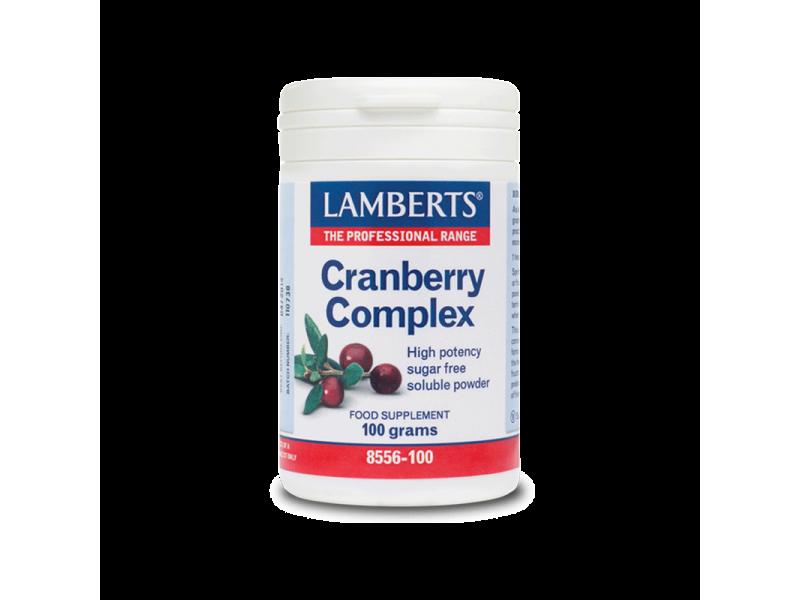 Lamberts Cranberry Complex Σκόνη 100gr
