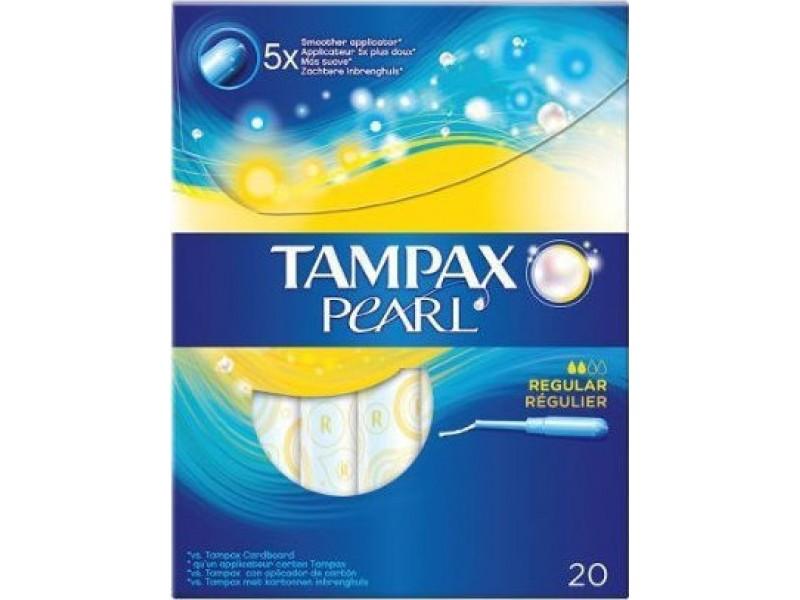 Tampax Pearl Regular 20τμχ