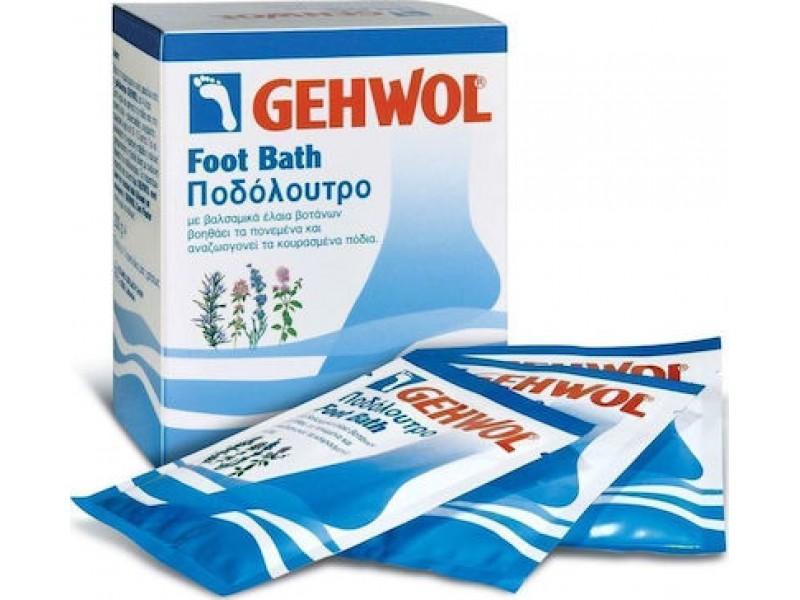 Gehwol Ποδόλουτρο 200 gr 10 Φακελίσκοι