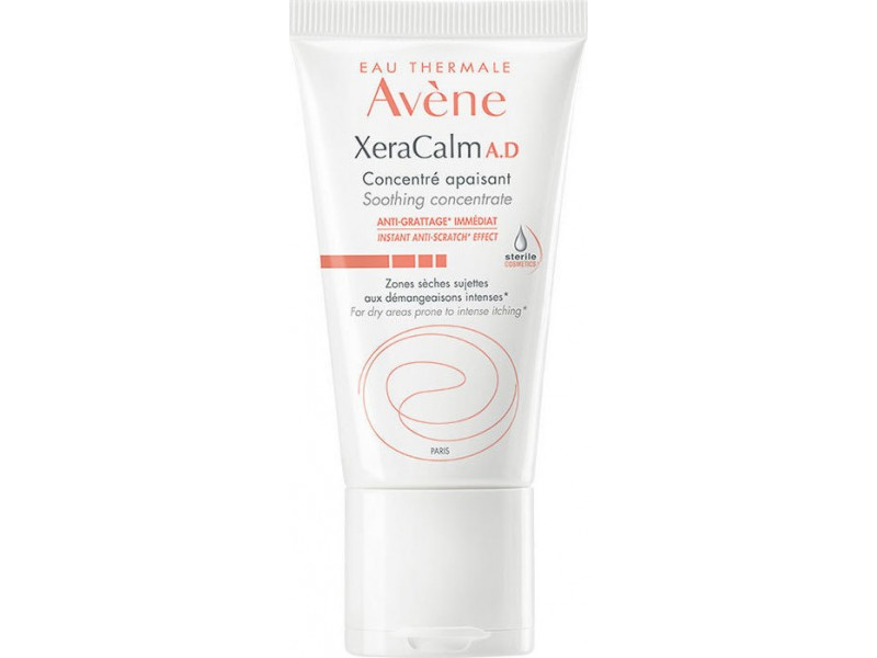 Avene XeraCalm A.D Soothing Concentrate 50ml
