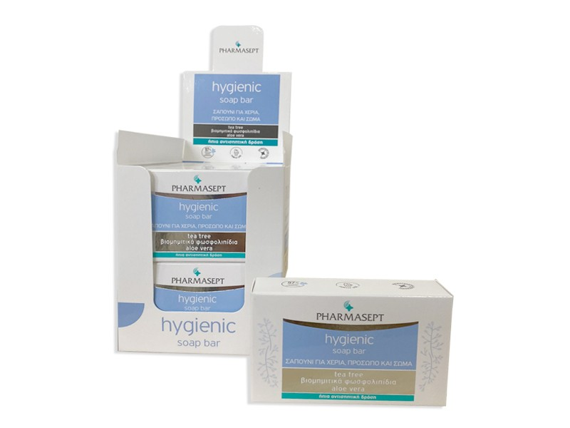 Pharmasept Hygienic Soap Bar 100gr