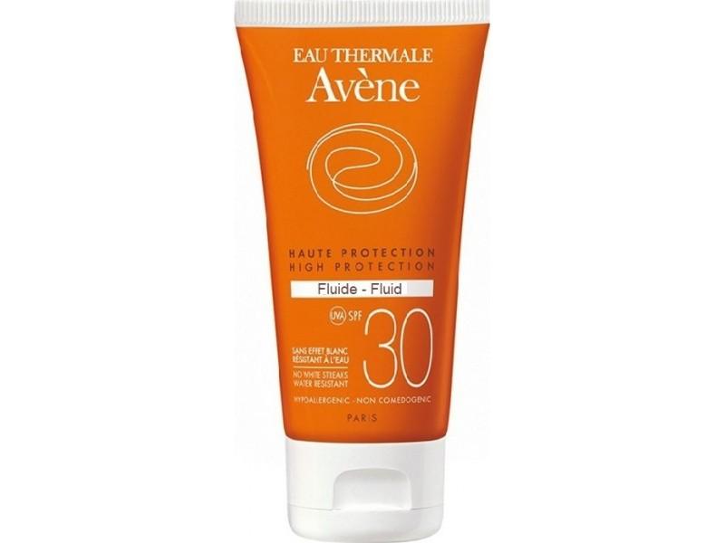 Avene High Protection Fluid SPF30+ 50ml