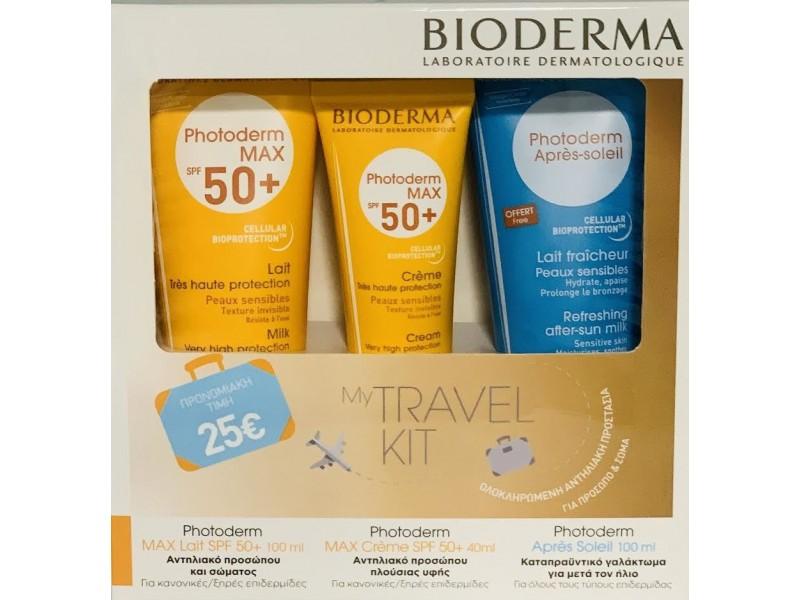 Bioderma My Travel Kit Photoderm Max SPF50+