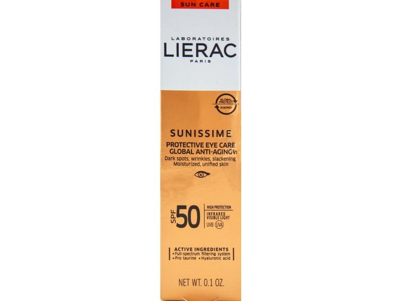 Lierac Sunissime Protective Eye Care Anti-Age Global SPF50 3 gr