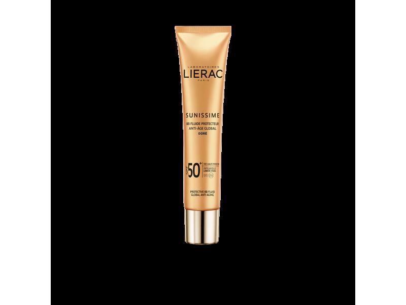 Lierac Sunissime BB Fluid Anti Age Global Golden SPF50 40 ml