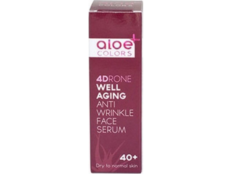 Aloe+Colors Well Aging Antiwrinkle Serum Προσώπου