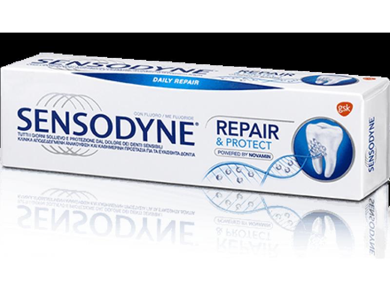 Sensodyne Repair & Protect Καθημερινής Χρήσης για Ευαίσθητα Δόντια 75 ml