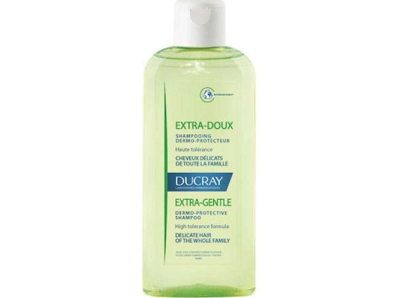 Ducray Extra-Gentle Dermo-Protective Shampoo για Ευαίσθητα Μαλλιά 200 ml