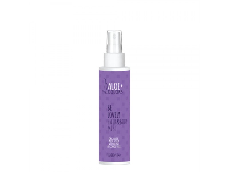 Aloe+ Hair & Body Mist Be Lovely