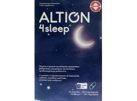 Αϋπνία-Άγχος-Διάθεση Altion