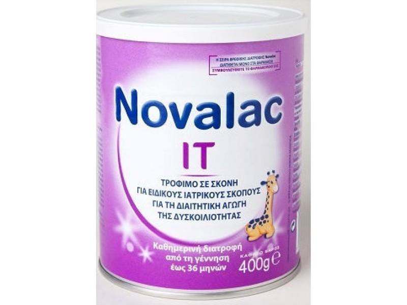 Novalac Γάλα σε Σκόνη IT 0m+ 400gr