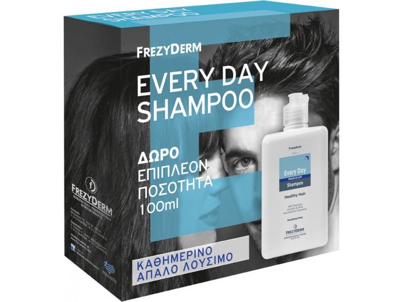 Frezyderm Every Day Shampoo 200ml & 100ml